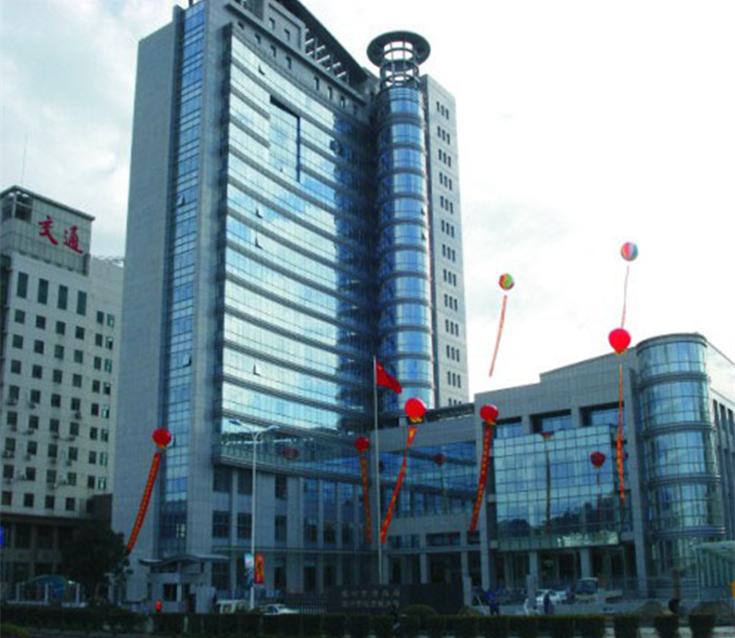 温岭财税大楼