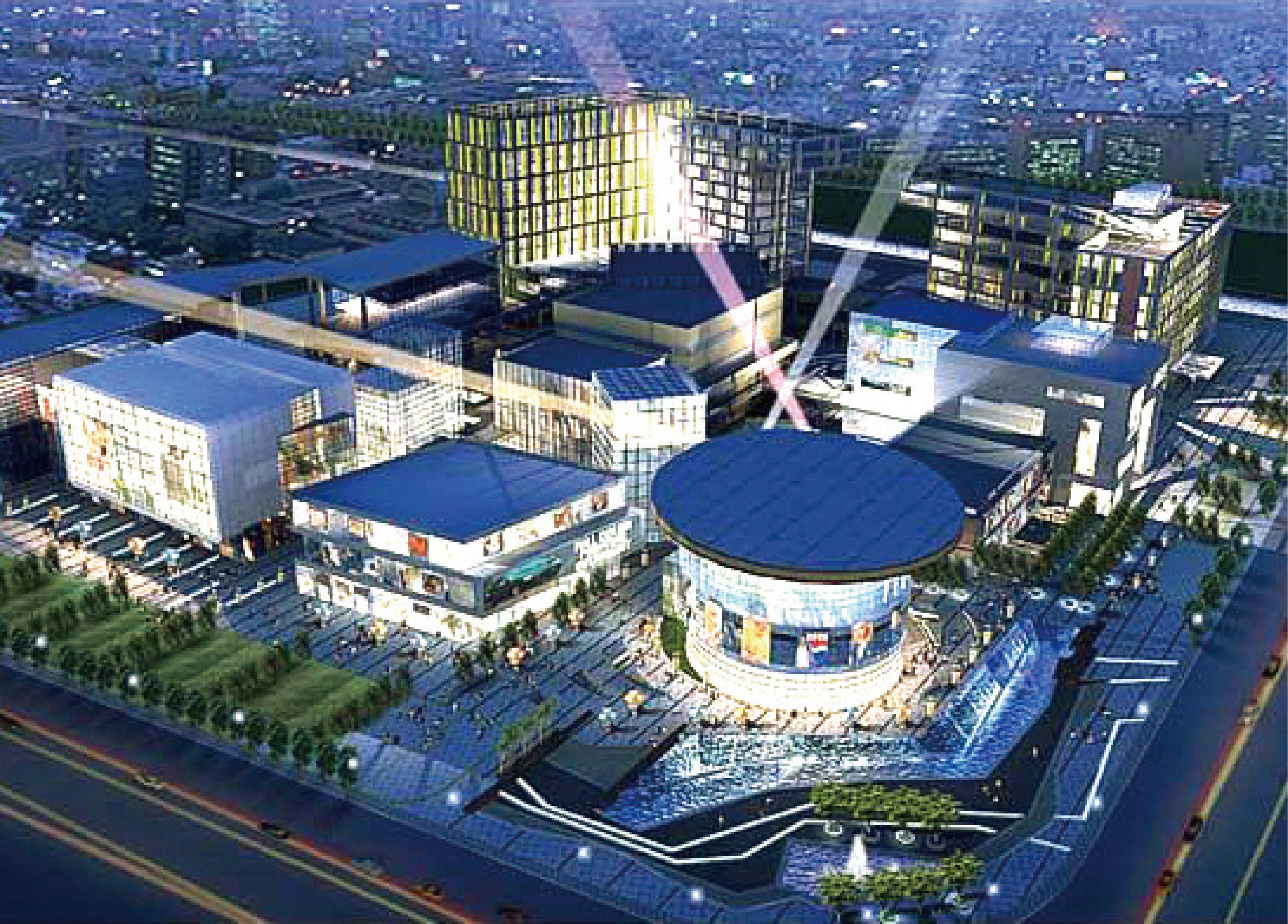 上海绿地新都会