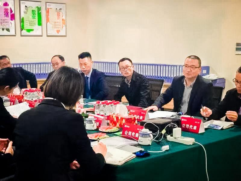 匠心铸美好|南都物业创优项目迎杭州市物业管理协会专家组考评